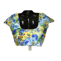 Diva Ladies Printed Blouse