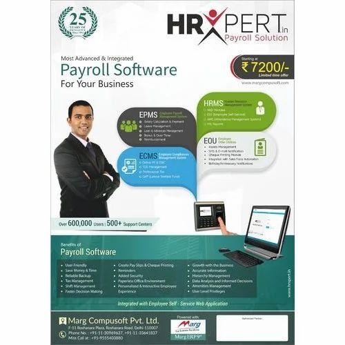 Marg Payroll Software