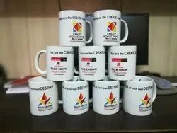 Flexographic Printed Mug Printing, for Gift