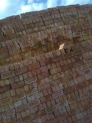 Red Svk Bricks, Size: 9  X 4 X 3 In