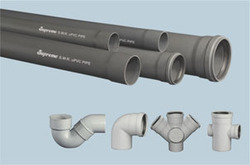Supreme SWR Pipes & Fittings, for waste