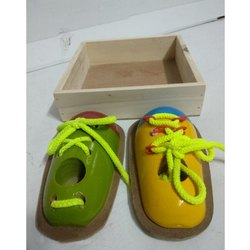 Wooden Shoes Size