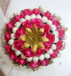 Artificial Flower Bun