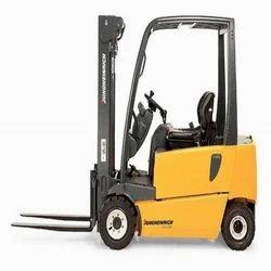 Jungheinrich Material Handling Forklift Rental