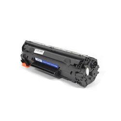 Black Compatible Laser Toner Cartridge, Packaging Type: Box