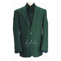 Men's Green Club Party Golf Cocktail Blazer