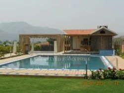 Farm House Pool Farm House Swimming Pools For Residential Rs 13 Litre Id 9173682962