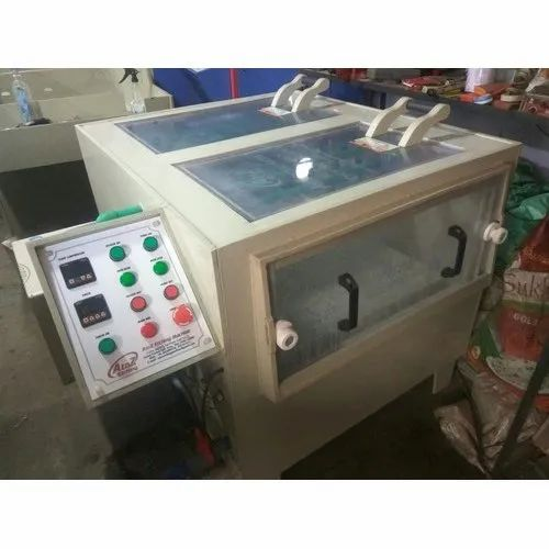 Single Sided Etching Machine