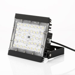 ELJOS AC LED Flood Light (30W to 240W), 30w - 240, For Outdoor