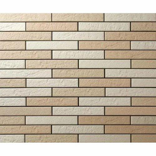 Vitrified Brick Wall Tiles