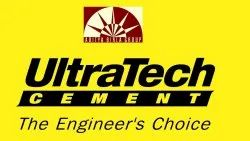 PPC (Pozzolana Portland Cement) Ultratech Cement, Packaging Size: 50, Cement Grade: Grade 53