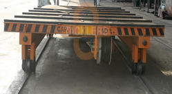 Material Handling Trolleys Transfer Car Trolley