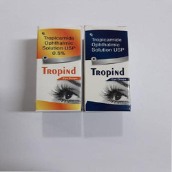 Tropicamide Eye Drops