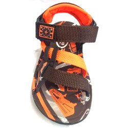 Daily Wear Baleno Printed Kids Sandals, Size: 1x3, 4x5, 6x10
