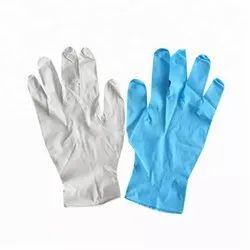 Rubber Latex Examination gloves