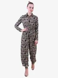 Paisley printed Jumpsuit