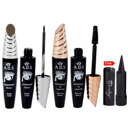 ADS A Waterproof Eyeliner And Mascara