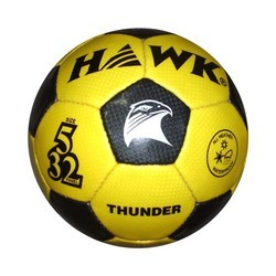 Thunder PVC Hawk Soccer Ball