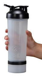 Gainer 700 Ml Shakers With Pill Storage And Protein Storage