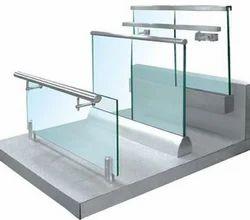 Aluminum Glass Railings