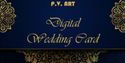 Digital Wedding Card