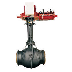 L&T Soft Seated Pipeline Ball Valves