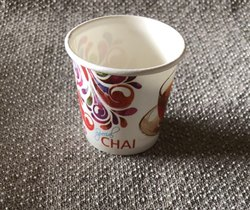 Paper tea cup, Packet Size: 65ml Paper tea cup