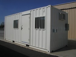 Shipping Office Container
