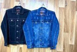 Full Sleeve Casual Wear Mens Denim Jacket