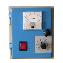 Speed Controller for Eddy Current Drive