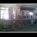 Manual Linear Auto Cup Rinsing Filling And Sealing Machine