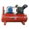 12.5 HP Two Stage Double Cylinder Air Compressor