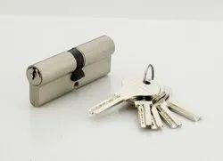 Both Side Key Cylinder Lock