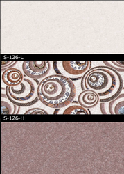Sugar Series 126 (L, H) Hexa Ceramic Tiles