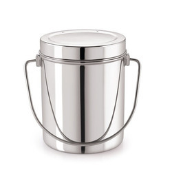 High Quality SS Milk Pot