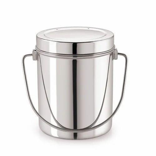 High Quality SS Milk Pot
