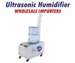 Higher Capacity Ultrasonic Humidifier