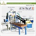 BHA-102B Automatic Multi Purpose Block Machine Plant 10 Cavity