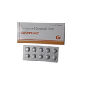 Pantoprazole 40mg Domperidone 10 Mg Tablets
