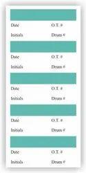 Steam Sterilization Indicator Labels Rolls