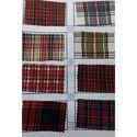 Shirting Twill Check Fabric