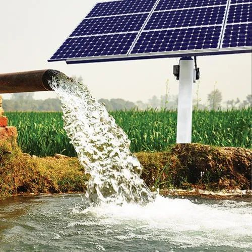 1 HP Solar Water Pump System without Motor