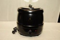 Mild Steel Soup Pot, For Home