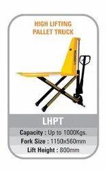 High Lifting Pallet Truck