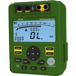 RISHABH 5kV Digital Insulation Tester 1 TOhm AIT 501