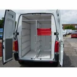 Transporter For Refrigerated Vehicle