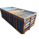 Packing Rubber Wood Crate, Shape: Rectangular