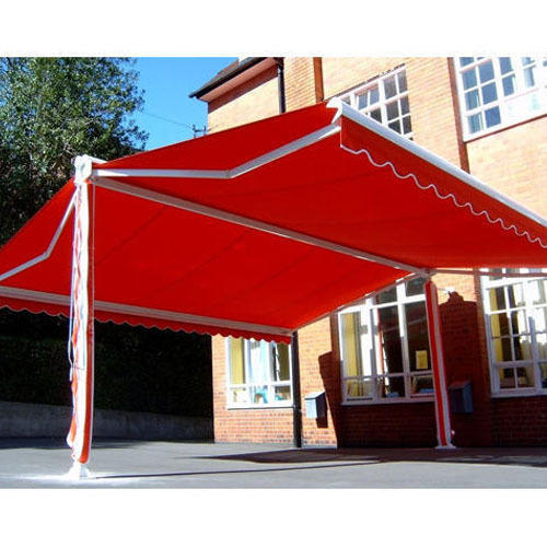 Hut Awning Outdoor Awnings Xpert Shade Solution Siliguri