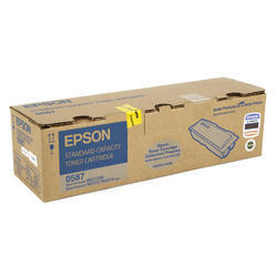Epson S050587 Black Toner Cartridge (mx21/mx2310/m2410)