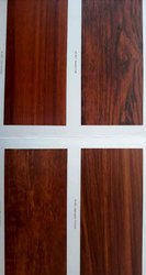 Brown Laminated Wooden Flooring, For Indoor, Thickness: 8 Mm